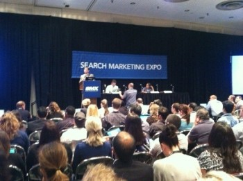 At this week's SMX East conference, Google product manager Christian Oestlien and Google software engineer Tiffany Oberoi gave attendees a closer look at Google+.