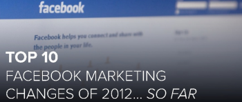 Facebook marketing has seen a major facelift in 2012, and here is Brafton's take on the 10 most important changes thus far.