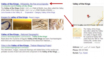 Knowledge Graph from Wikipedia