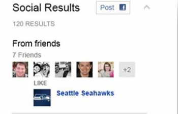 Bing Social Results