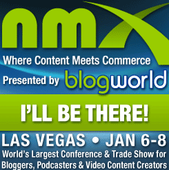Brafton is attending the NMX conference in Las Vegas.