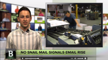 Without Saturday standard mail delivery, email marketing becomes top priority for brands.