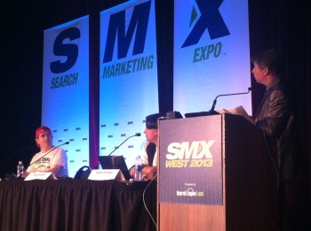 At SMX West, Google&#039;s Matt Cutts and Bing&#039;s Duane Forrester shared SEO best practices and insights on search updates to come.