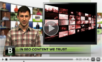 Search engines have earned the trust of Americans hungry for breaking news content.