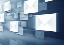 Content marketing experts looking to tap into email&#039;s reach must send media late at night to produce higher revenue streams.